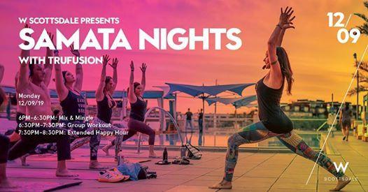 Samata Nights - Free Yoga with Trufusion