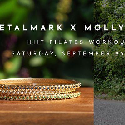 Metalmark x Molly Corcoran HIIT & Pilates Class