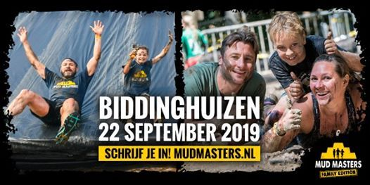 Mud Masters Family Edition in Biddinghuizen