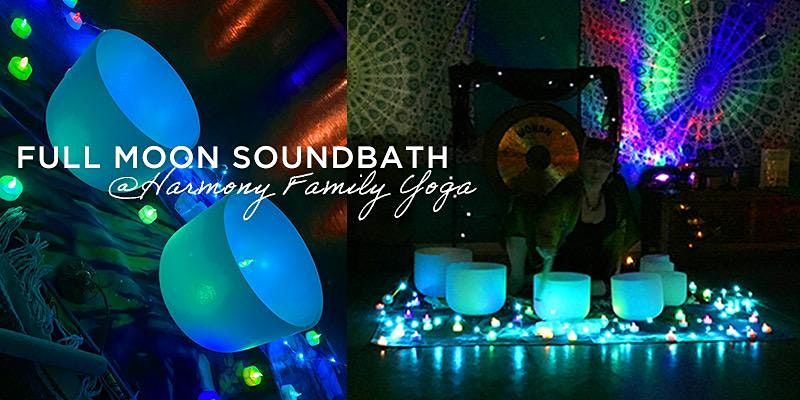 Full Moon Sound Bath Meditation, 21 August   Event in Thousand Oaks   AllEvents.in