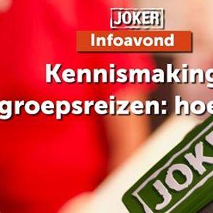 Kennismaking met groepsreizen van Joker hoe en wat in Kortrijk