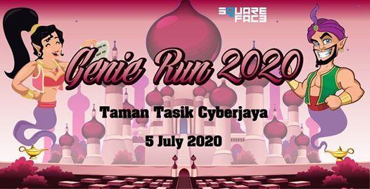 Genie Run 2020 ( Cyberjaya )