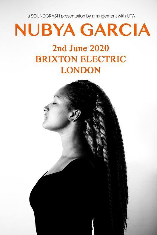 Nubya Garcia - Electric Brixton