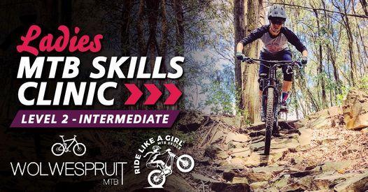 Ladies MTB Skills Clinic – Level 2 Intermediate, 1 August | Event in Pretoria | AllEvents.in