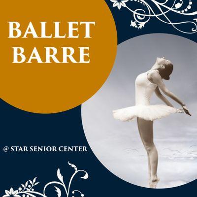Age 60 Ballet Class