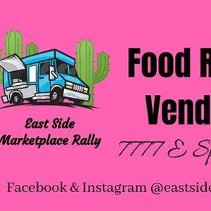 Food Truck Rally and Vendor Sale