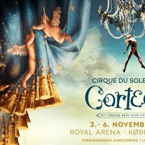 Cirque Du Soleil Corteo  Royal Arena  13.-16. januar 2022