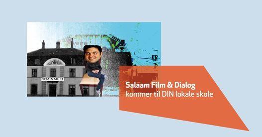 Salaam Film og Dialog: Udannelsesvalg – I 7 Sind – hvad vil jeg være? (København), 28 April | AllEvents.in