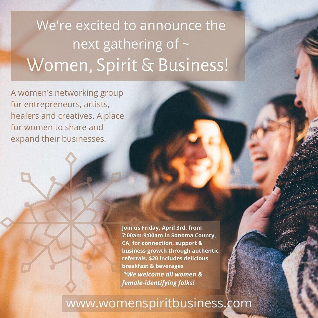 Women Spirit & Business Networking Circle