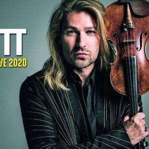 David Garrett live a Bolzano  15 ottobre