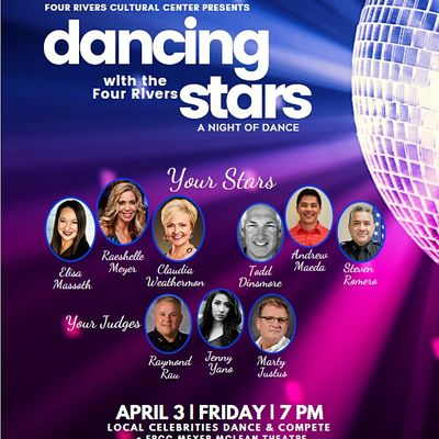 Dancing with the Four Rivers Stars