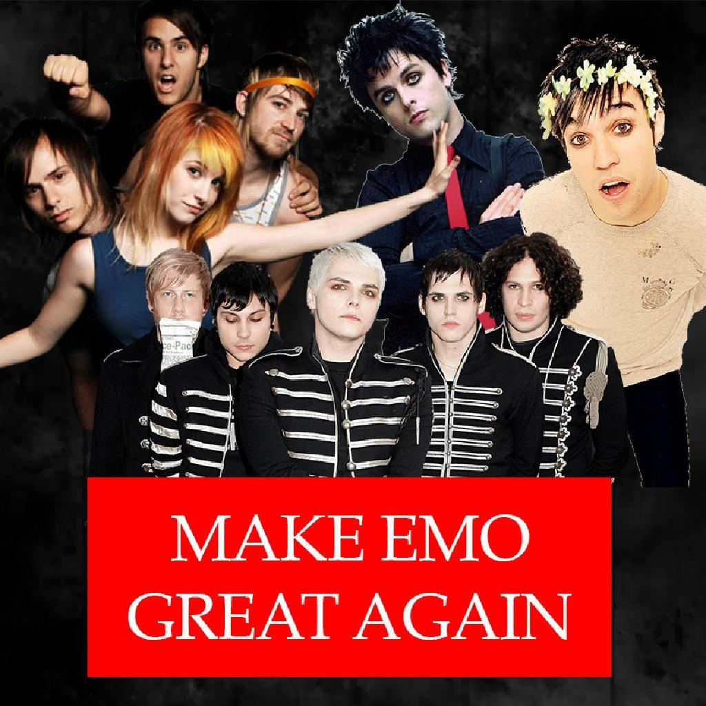 Make Emo Great Again - Oxford , 22 January   Event in Oxford   AllEvents.in