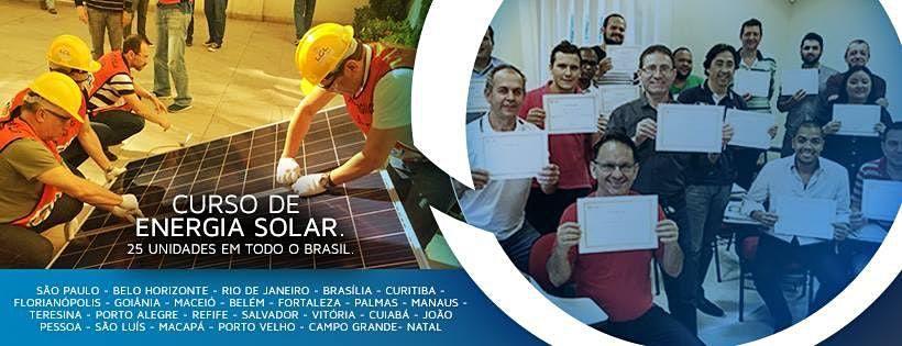 Curso de Energia Solar em Maceió AL nos dias 11/08 e 12/08/2021, 11 August | Event in Pinheiro | AllEvents.in