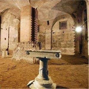 ROMA Sotterranea Il colle Oppio (S.m ai Monti)