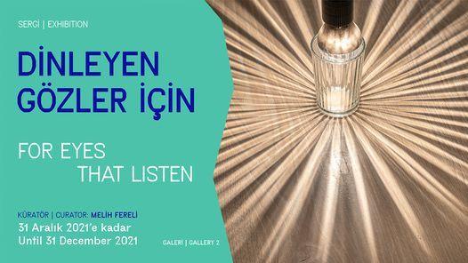 Dinleyen Gözler İçin, 2 January | Event in Istanbul | AllEvents.in