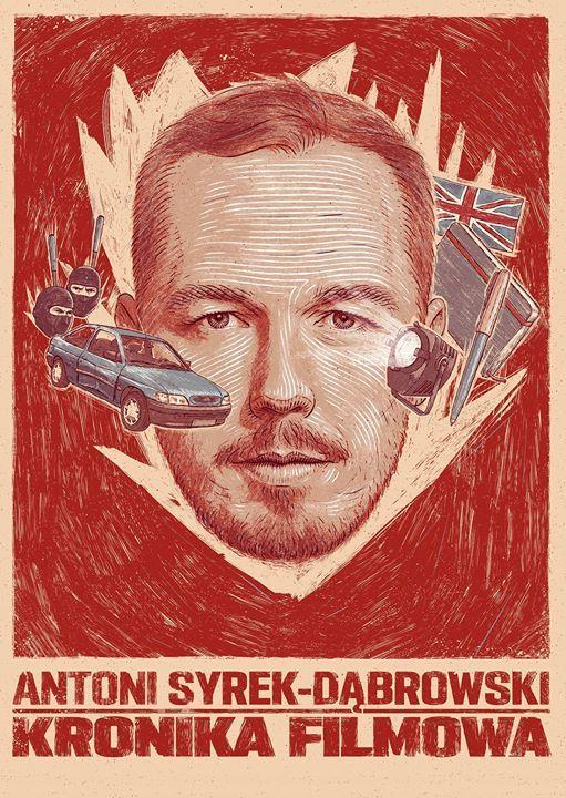 Koszalin  Antoni Syrek-Dbrowski  Kronika Filmowa