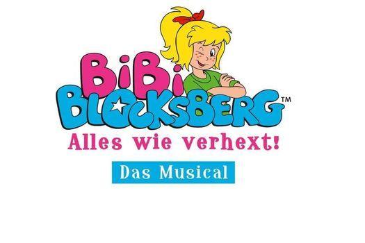 Alles wie verhext - Das Musical, 12 February   Event in Hagen   AllEvents.in