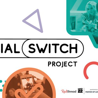 The Social Switch Project  Digital Youth Work Training