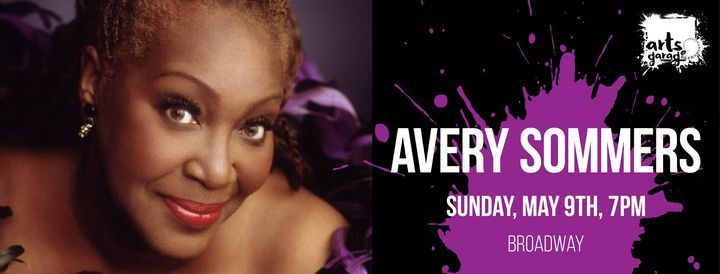 An Evening with Avery Sommers, 9 May | Event in Delray Beach | AllEvents.in