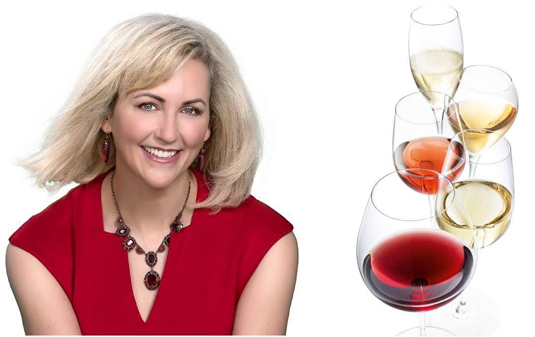 5 Wine & Food Pairing Mistakes: Natalie MacLean World's Best Drinks Writer, 30 January   Online Event