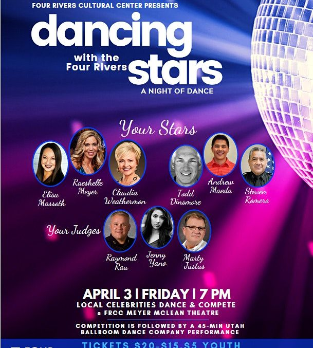 Dancing with the Four Rivers Stars | Event in Ontario | AllEvents.in