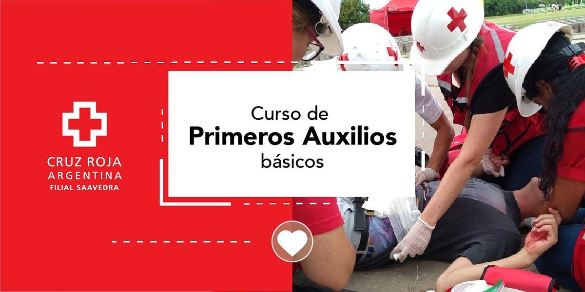 Primeros Auxilios (30hs Presencial)   Event in Núñez   AllEvents.in