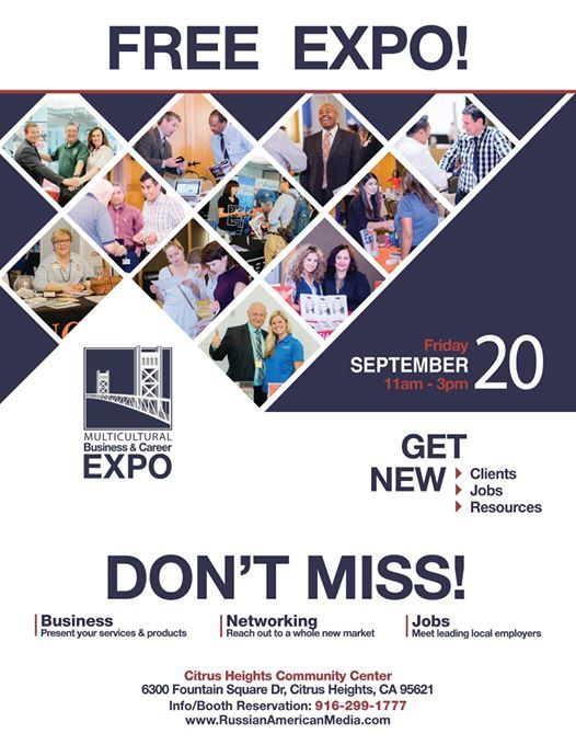 Multicultural Business & Career Expo