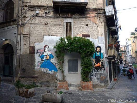 Street art tour a Montesanto e nei Quartieri Spagnoli, 12 September   Event in Mugnano Di Napoli   AllEvents.in