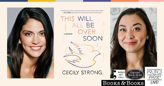 P&P Live! Cecily Strong   This Will All Be Over Soon with Chanel Miller, 10 August   Online Event   AllEvents.in