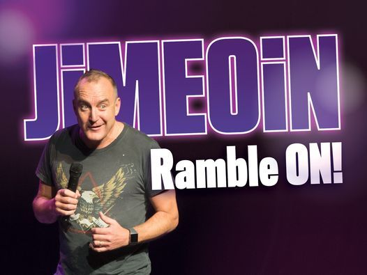 JIMEOIN - RAMBLE ON, 7 May | Event in Townsville | AllEvents.in