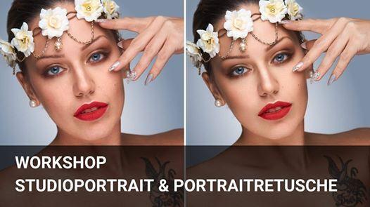 Workshop - Portraitretusche