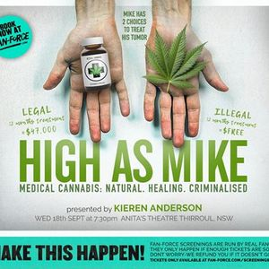 High As Mike - Anitas Theatre Thirroul NSW