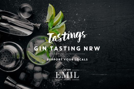 Gin Tasting: NRW / support your locals, 16 April | Event in Lünen | AllEvents.in