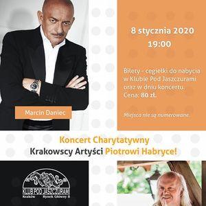 Krakowscy Artyci Piotrkowi Habryce Koncert charytatywny