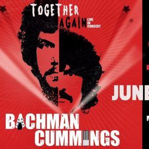 Randy Bachman and Burton Cummings  Together Again