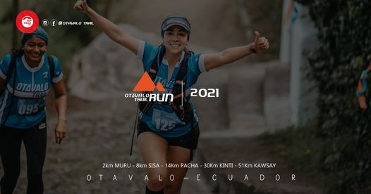 OTAVALO TRAIL RUN 2021, 4 July | Event in Otavalo | AllEvents.in