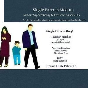 Single Parents Meetup Islamabad