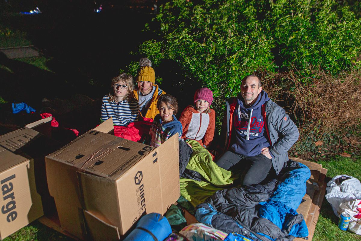 Big Bath Sleep-Out 2021, 5 March | Event in Bath | AllEvents.in