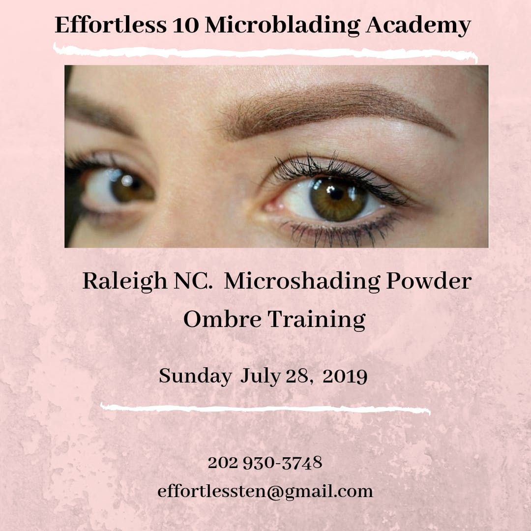 Ombre Eyebrows events in the City  Top Upcoming Events for