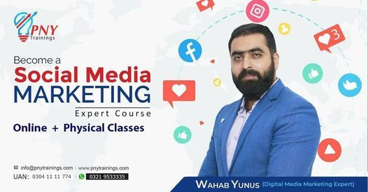 Become a Social Media Marketing Expert Course   Event in Lahore   AllEvents.in