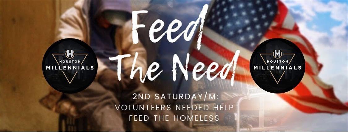 HM Feed The Need Volunteers Needed