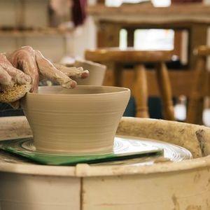 Adult Wheel Pottery