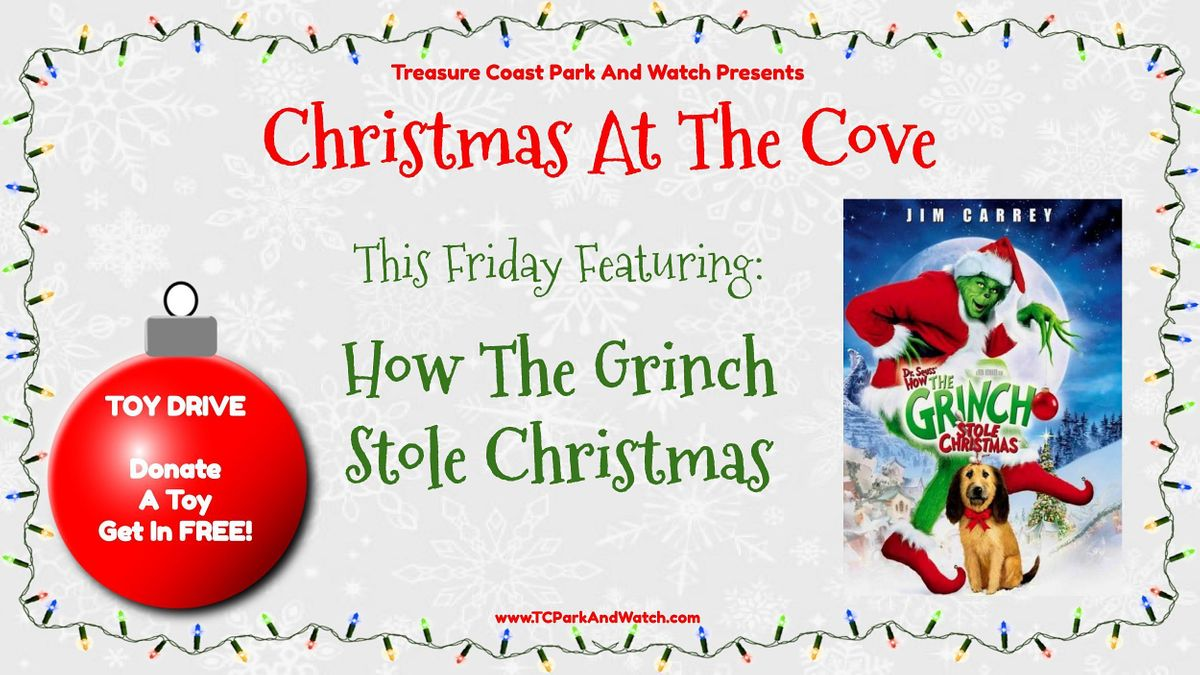 Friday Drive IN Movie Nights | How The Grinch Stole Christmas | Event in Fort Pierce | AllEvents.in