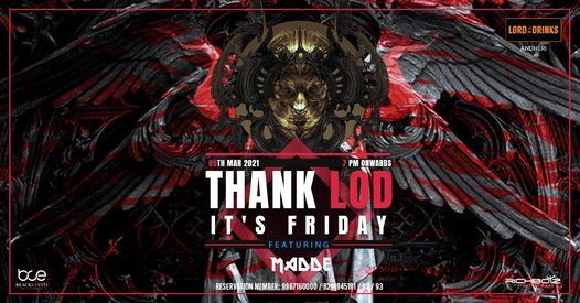 Thank LOD It's Friday | Event in Mumbai | AllEvents.in