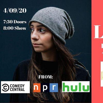 DC Comedy Festival- Liz Miele (Comedy Central NPR Hulu)