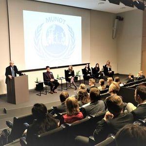 Model United Nations of Tallinn 2021