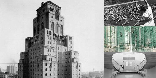 'The Historic Women-Only Institutions of the Upper East Side' Webinar, 30 July | Online Event | AllEvents.in
