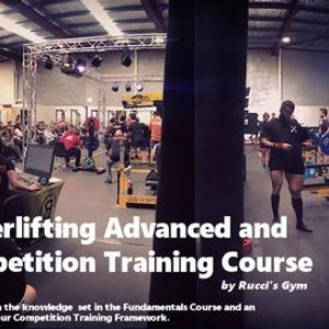 Powerlifting Advanced Course