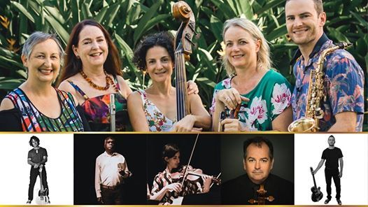 Arafura Music Collective - Love & Dreaming - Concert Series