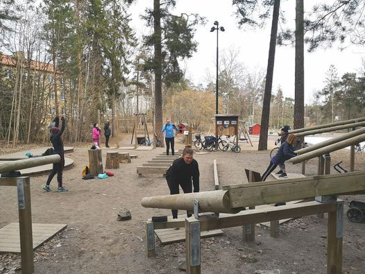 Pt-smallgroup utegym, 18 May | Event in Stockholm | AllEvents.in